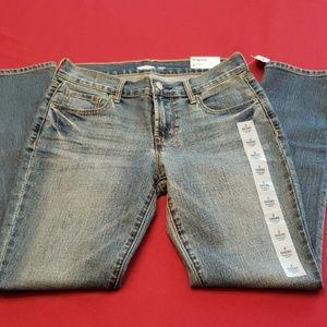 Size 2 Short Medium Wash Jeans